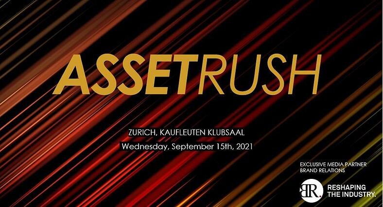 ASSETRUSH 2021: Get your ticket now!