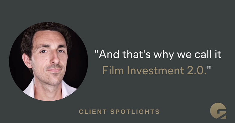 How Barry Films has developed an investable film strategy