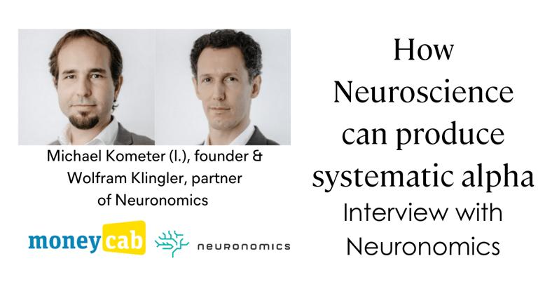 How Neuroscience can produce systematic alpha