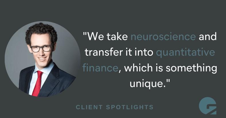 How Neuronomics developed a trading strategy with computational neuroscience