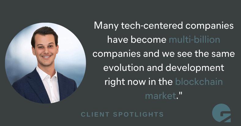 How Tavis Digital made promising blockchain business models investable