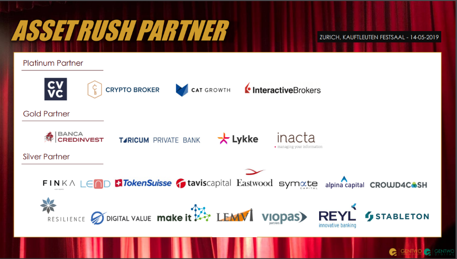#AssetRush2019: program and partners released!