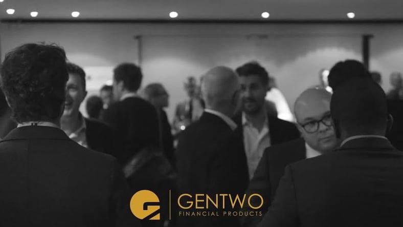 GENTWO Asset Rush - Kaufleuten Lounge 30.10.2018